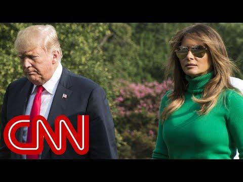 Is Melania Trump trolling her husband?
