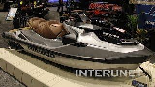 10. 2019 Sea-Doo GTX Limited 300 Watercraft