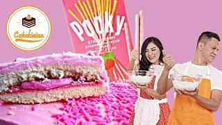 Video LUCU BANGET!! CAKEKINIAN POKI, KUE RASA POCKY NYA ARIEF MUHAMMAD MP3, 3GP, MP4, WEBM, AVI, FLV Februari 2018