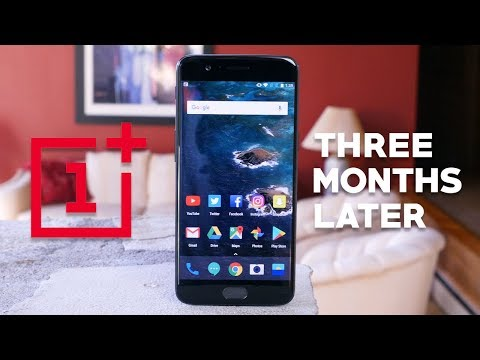 OnePlus 5 Review: 3 Months Later
