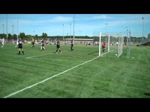 9/1/2010 - Soccer - Nerison's Goal at 57:55