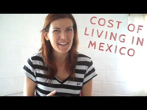 Cost of Living in a Mexican Beach Town