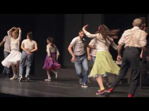 Summer Nights | Grease Demo | The ProDancers Christmas Show 2016