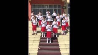 hisarcik atatürk ilkokulunun işaret diliyle çanakkale türküsü