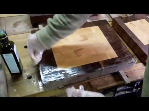 Contrasting Cutting Boards (Part 3 of 3)
