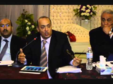 عاشور: يعلن توصيات مؤتمر محامي الادارات القانونية