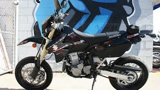 3. 2009 Suzuki DRZ400SM Supermoto Motorcycle For Sale