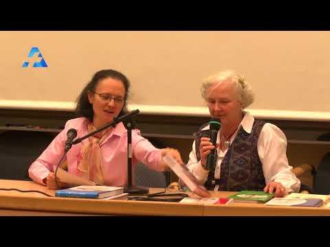 2017-12-09 Kateketika műhely a Sapientia Szerzetesi Hittudományi Főiskolán - Emmanuelle Bonhomme előadása 2017