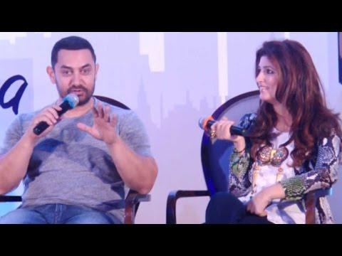 Aamir Khan: Twinkle Has Always Insulted Me