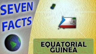 Equatorial Guinea is a place that everybody heard of. It's a former Spanish colony and today is one of the smallest African nations.
