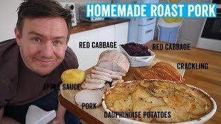 How to make a roast dinner #3 | Roast Pork by  My Virgin Kitchen