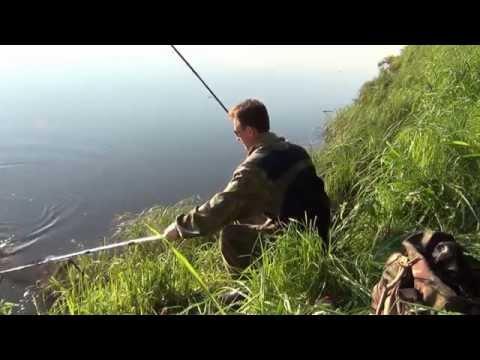 удачная рыбалка в омске