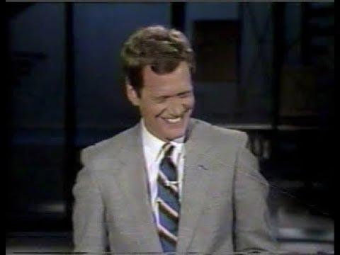 David Letterman's Emmy Adventure, September 1986, Re-up