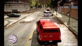 GTA4:EFLC - [REL] 2008 Ford F150 battalion chief (san francisco fire department)