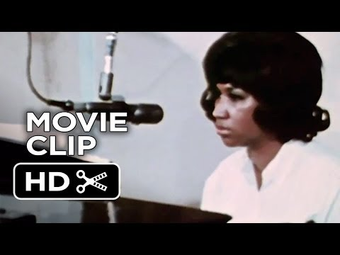 Muscle Shoals Movie CLIP - Aretha Franklin (2013) - Documentary HD