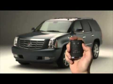 keyless entry system - St. Louis : Bommarito Cadillac Escalade How To use the Remote Keyless entry system, key fob, remote unlock and open 2009, 2010, 2011, 2012 Escalade http://ww...