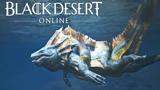 Black Desert Online - Navel Content Gamescom Teaser Trailer by GameSpot