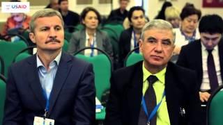 Видеообзор с региональной конференции на тему: «Гражданское общество в поддержку эффективного управления: лучшие практики и подходы»