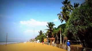 Kalutara Sri Lanka  city photos : A Walk to the beach from Kalutara,Sri Lanka (HD)