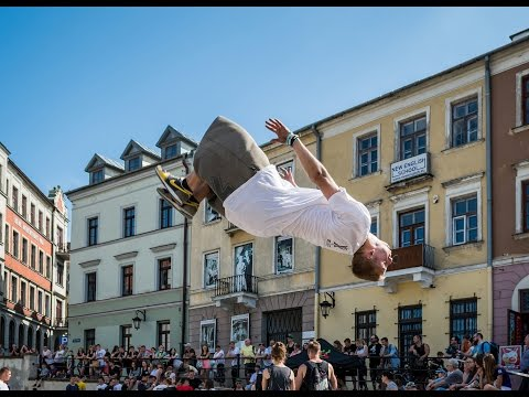 Lublin Sportival 2016 - Strefa Parkour (OFFICIAL VIDEO)