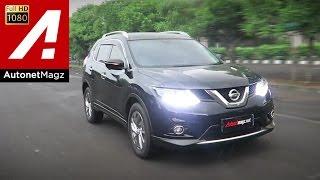Video Review Nissan X-Trail 2.5 CVT Indonesia by AutonetMagz MP3, 3GP, MP4, WEBM, AVI, FLV Desember 2017