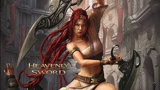 Heavenly Sword Gameplay
