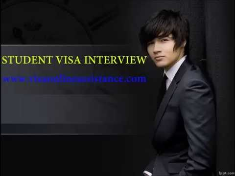 Student Visa Interview Preparation
