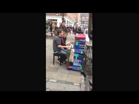 Street Pianos: Longmarket
