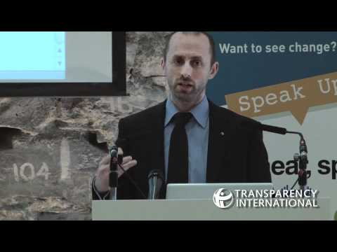 Question&Answers from launch of event for Transparency International Ireland's Speak Up Helpline