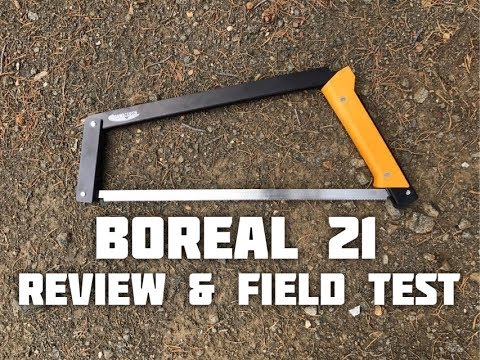 Video Boreal 21 Folding Buck Saw (Review and Field Test) download in MP3, 3GP, MP4, WEBM, AVI, FLV January 2017