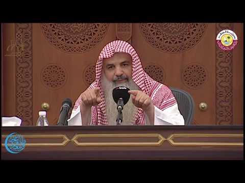 درس التراويح بجامع الامام للشيخ/ موافي عزب يوم السبت 1 رمضان 1438 هجريا