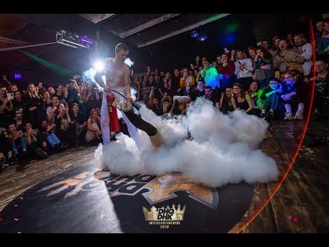 DANCEHALL QUEEN & KING INTERCONTINENTAL 2019 - 4TH ROUND (DAGGARING) - SANICH