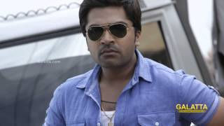 STR croons again! - Tamil cine news - 03-01-2014