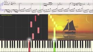 Так хочется жить... - гр. Рождество (Ноты для фортепиано) (piano cover)