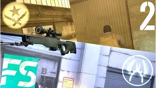 Insane AWP Plays #2 [CS:GO]