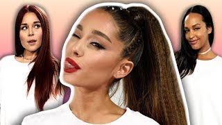 We Dress Like Ariana Grande for Under $100! - Celeb Twinning Challenge by Clevver Style