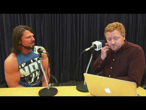 AJ  Styles On If He's Too Good For Shane McMahon Match At WrestleMania