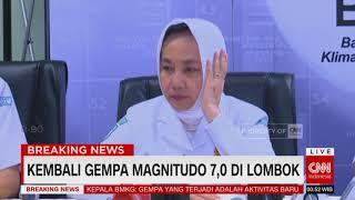 Video BMKG: Gempa yang Terjadi Adalah Aktivitas Gempa Baru dengan Magnetudo 6,9. #PrayForLombok, #Gempa MP3, 3GP, MP4, WEBM, AVI, FLV Desember 2018