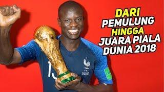 Video Kisah Kelam Kante, dari Pemulung hingga Juara Piala Dunia 2018 MP3, 3GP, MP4, WEBM, AVI, FLV Desember 2018