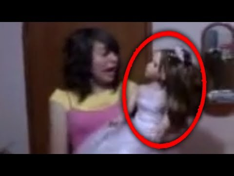 Top 5 Creepy Haunted Dolls CAUGHT MOVING ON CAMERA #2!