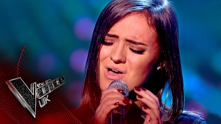 Nadine McGhee 'Lay Me Down':  | The Voice UK 2017