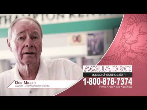 Aquadro Insurance is Right Here in Northampton, MA