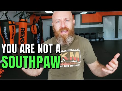 No Such Thing as A Right Handed Southpaw   Your Instincts are Wrong.