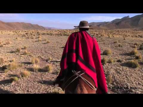 Randonnée en Argentine à cheval, Le Far West Argentin