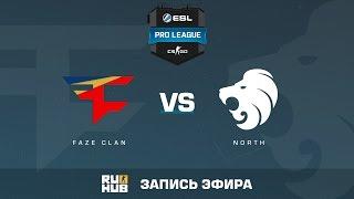 FaZe vs. North - ESL Pro League S5 - de_mirage [CrystalMay, ceh9]