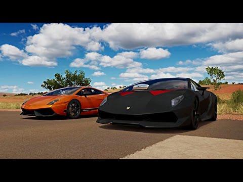 Forza Horizon 3 Walkthrough Twin Turbo Sesto Elemento Top Speed