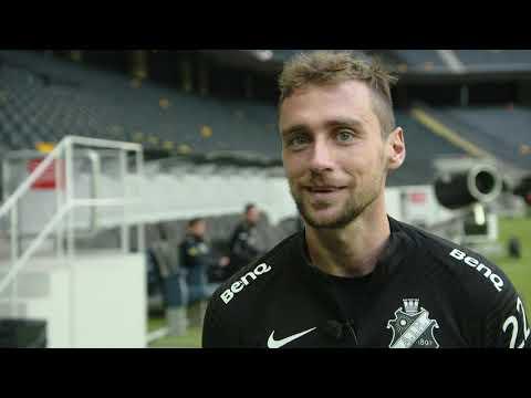 AIK Play: Filip Rogić inför Hammarby hemma