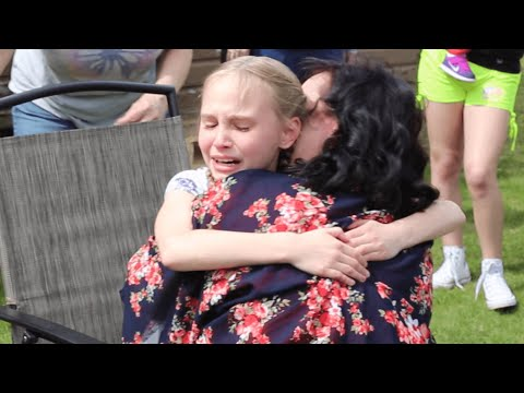 Watch as This Girl Finds Out She's Finally Being Adopted