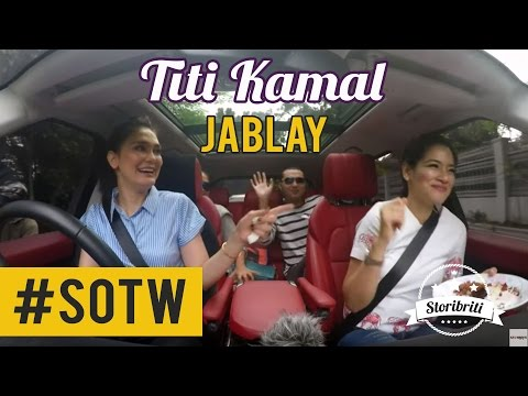 Selebriti On The Way Luna Maya & Titi Kamal #7 : Jablay