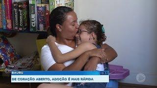 Famílias de Bauru relatam as dificuldades e as recompensas da adoção
